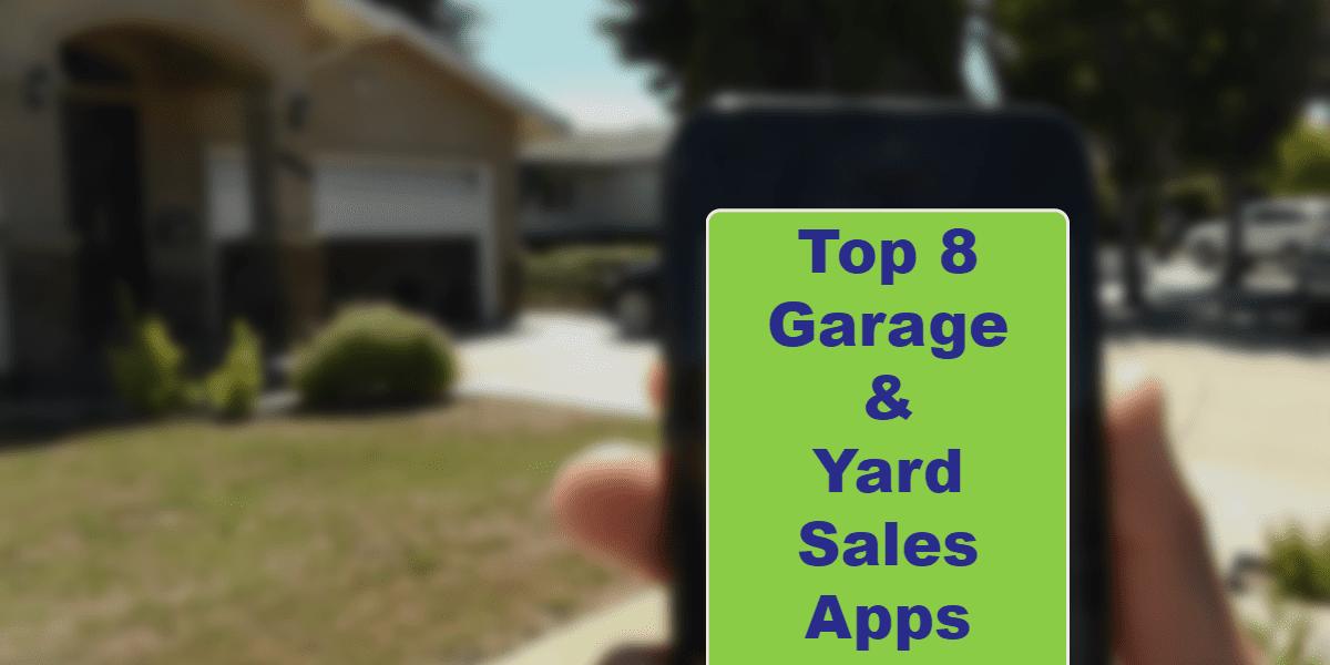 garage yard sales apps