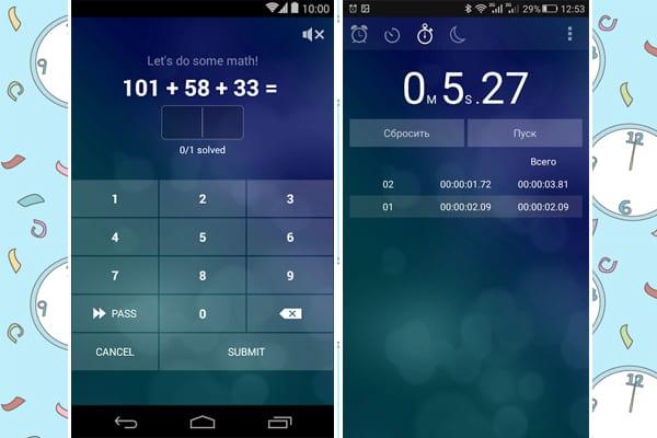 alarm clock xtreme and timer screenshot