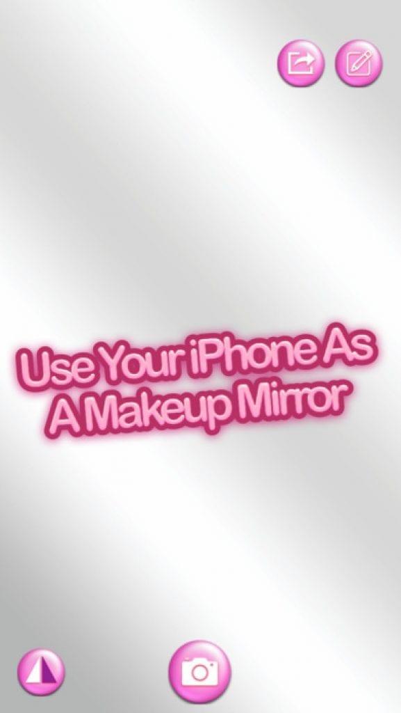 makeup mirror