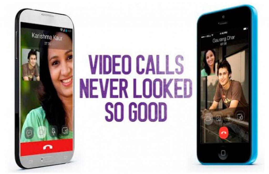 видеозвонки android