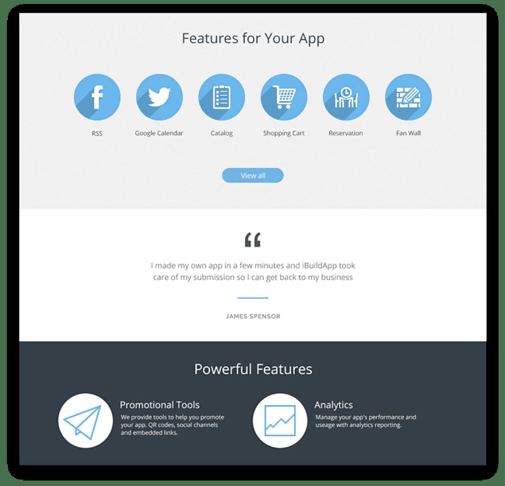 IbuilApp app maker