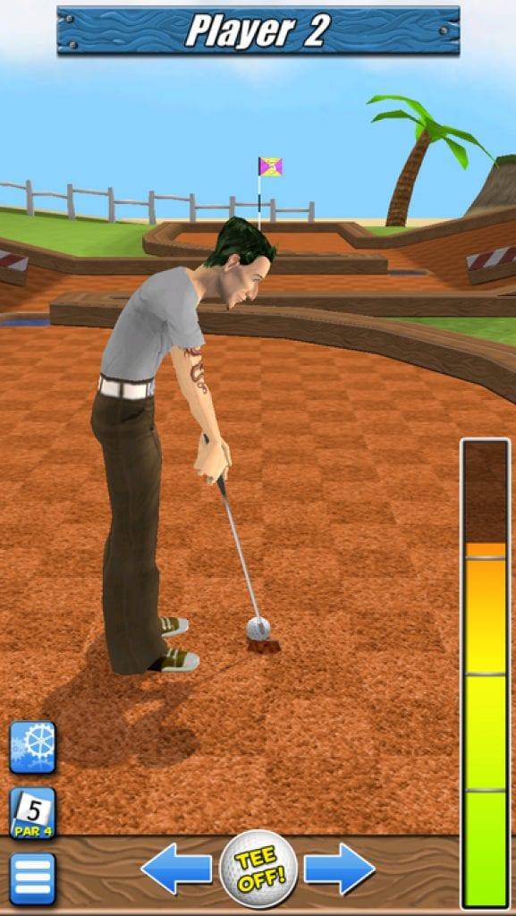 My golf 3D