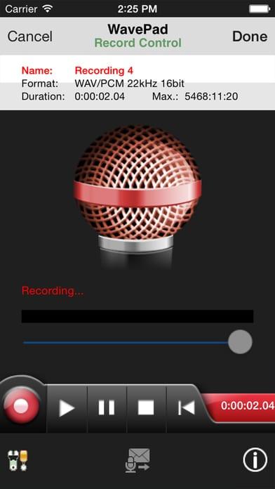 wavepad-audio-editor