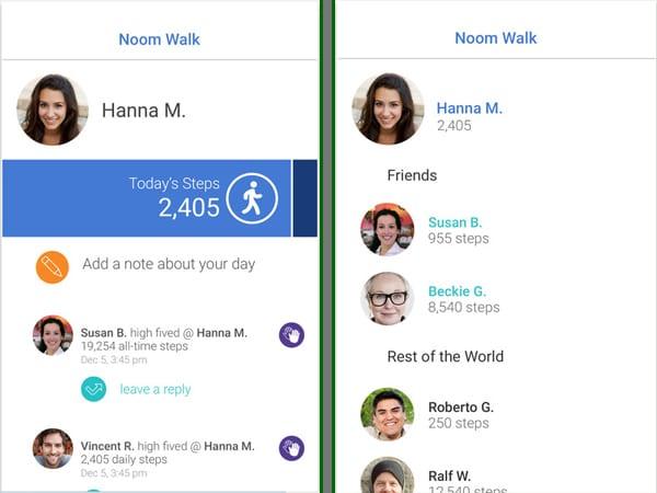 noom walk screenshot