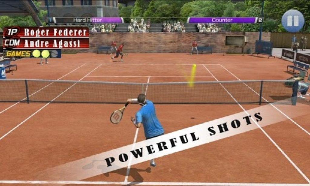 play super tennis