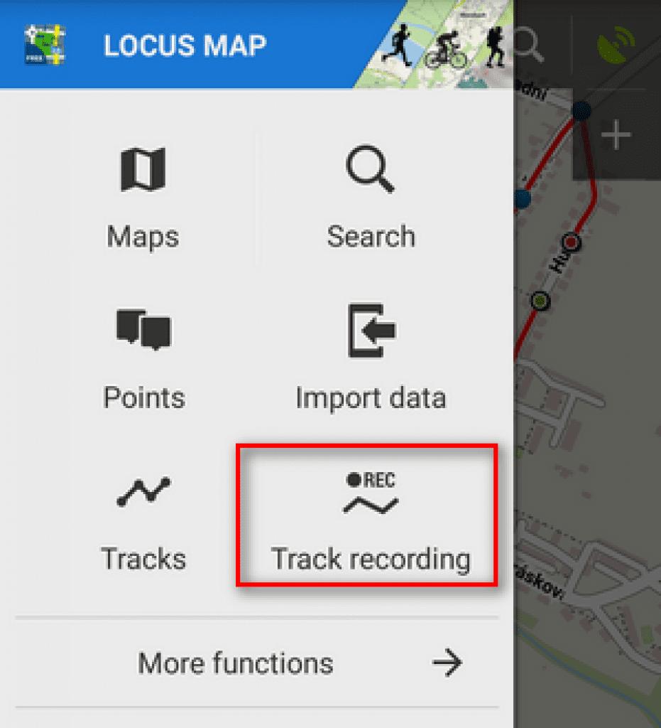 locus maps