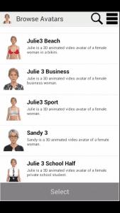 My Virtual Girlfriend Julie