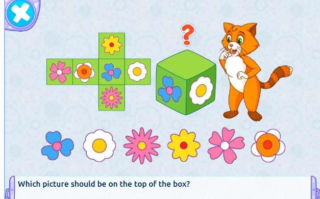 Logic Games for Kids 6-9 Free