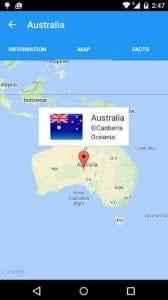 World Map Atlas 2016