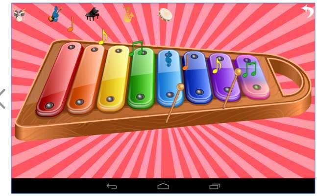 Kids Musical Instrument Sounds