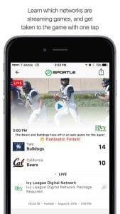 Sportle・Live Sports Streams & Score