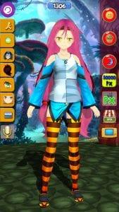 My Virtual Manga Girl Anime