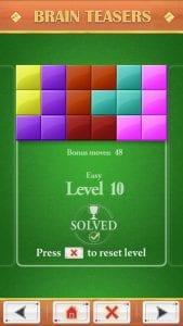 Brain Games - free puzzle pop mind games