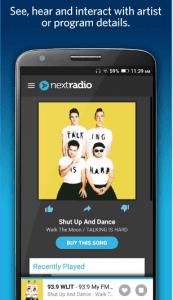NextRadio Free Live FM Radio
