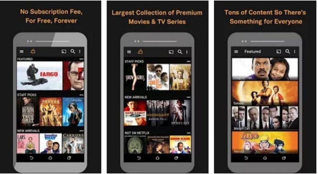 Gratis! Ini Dia Aplikasi Nonton Film Terbaik Untuk Android