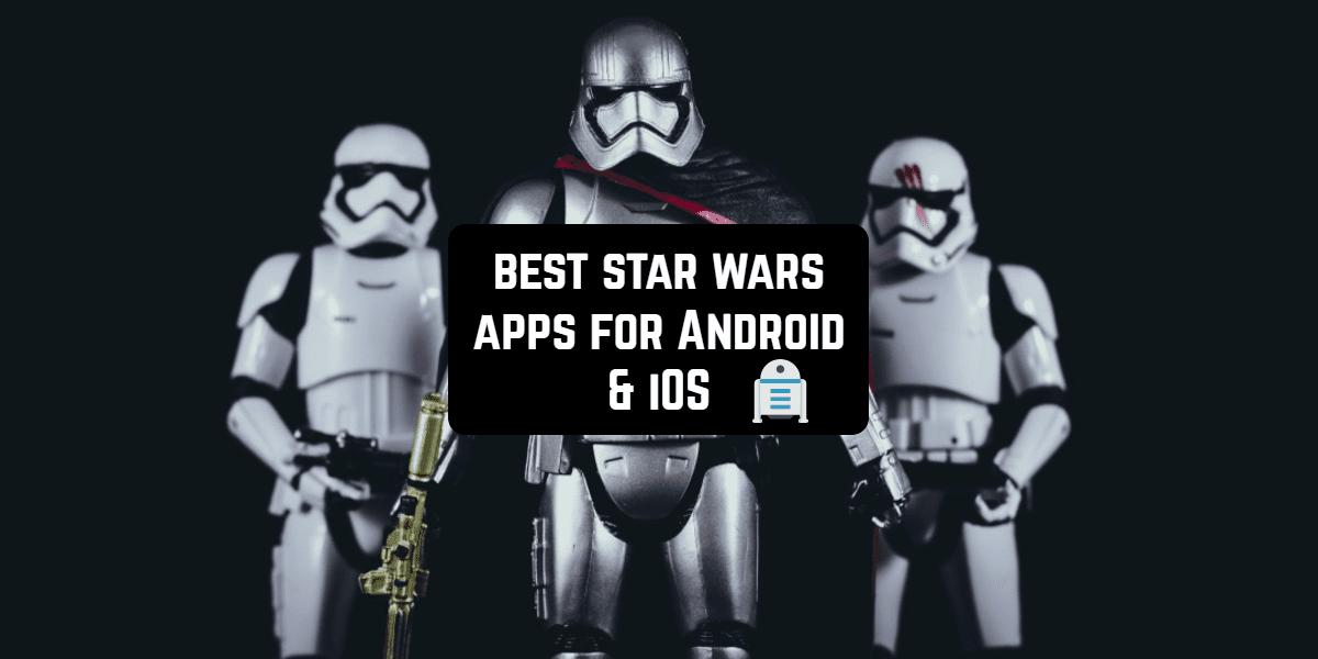 star wars apps