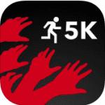 zombies run 5k icon