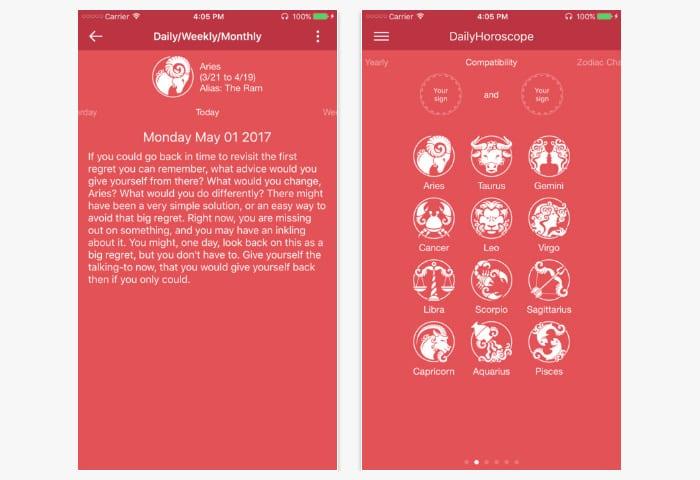 daily horoscope app