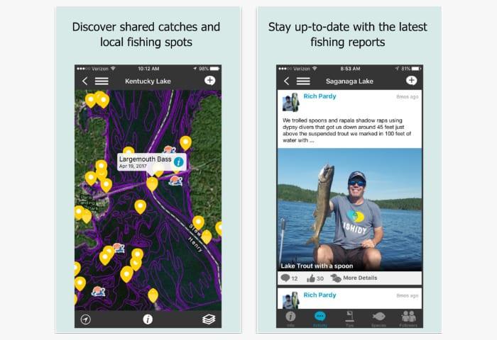 fishedy app