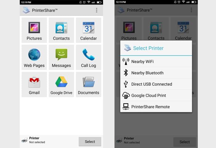 printshare app