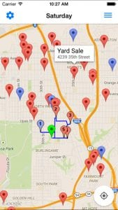 Top 8 Garage & Yard Sale apps for android, Iphone | Free ... Garage Sale Treasure Map on art treasure map, garage sale treasure chest, house treasure map, shopping mall treasure map, church treasure map,