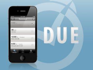 due app