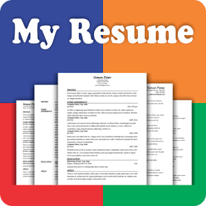 Etonnant My Resume Builder,CV Free Jobs