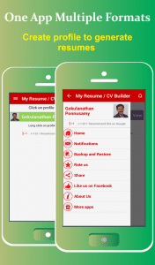 8 best resume apps free download + bonus | Free apps for android ...