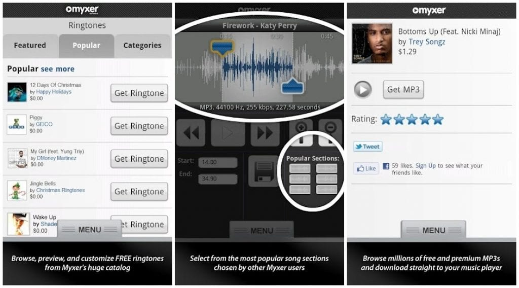 20 Best & free ringtone apps for Iphone and Android | Free