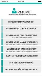 8 Best Resume Apps Free Download Bonus Free Apps For