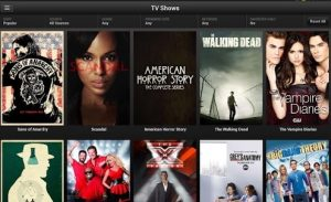 free movie and tv shows app