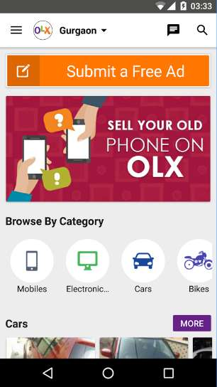 olx local classified