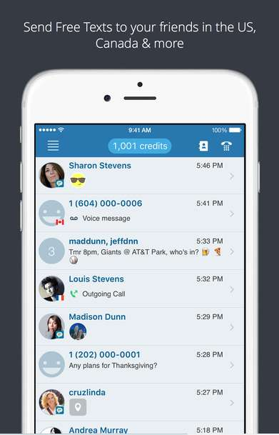 15 Free Texting Apps For Iphone Amp Android Free Apps For