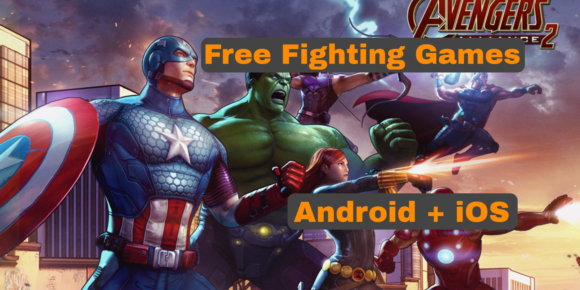 7 Free Fighting Games For Android Ios Free Apps For Android And Ios