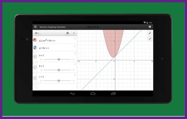 desmos graphing calculator