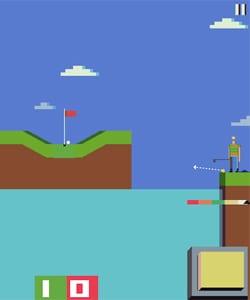 battle golf icon