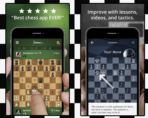 chess play and learn screenshot