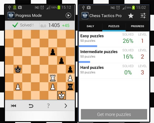 chess tactics pro screenshot