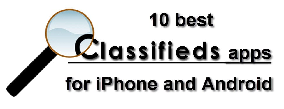 classifieds apps