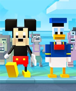 disney crossy road icon