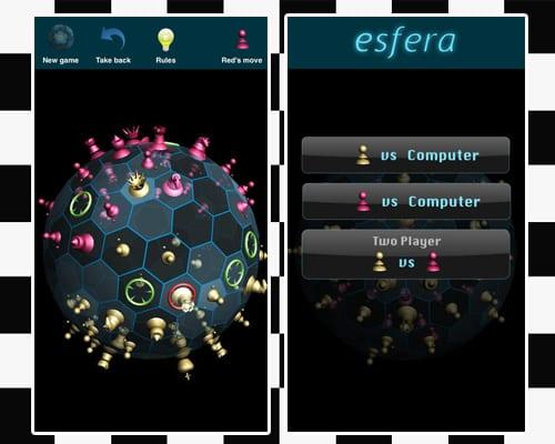 esfera chess screenshot