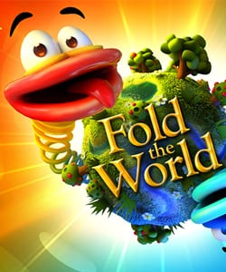 fold the world icon