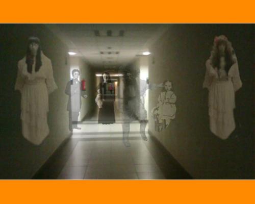 ghost prank screenschot