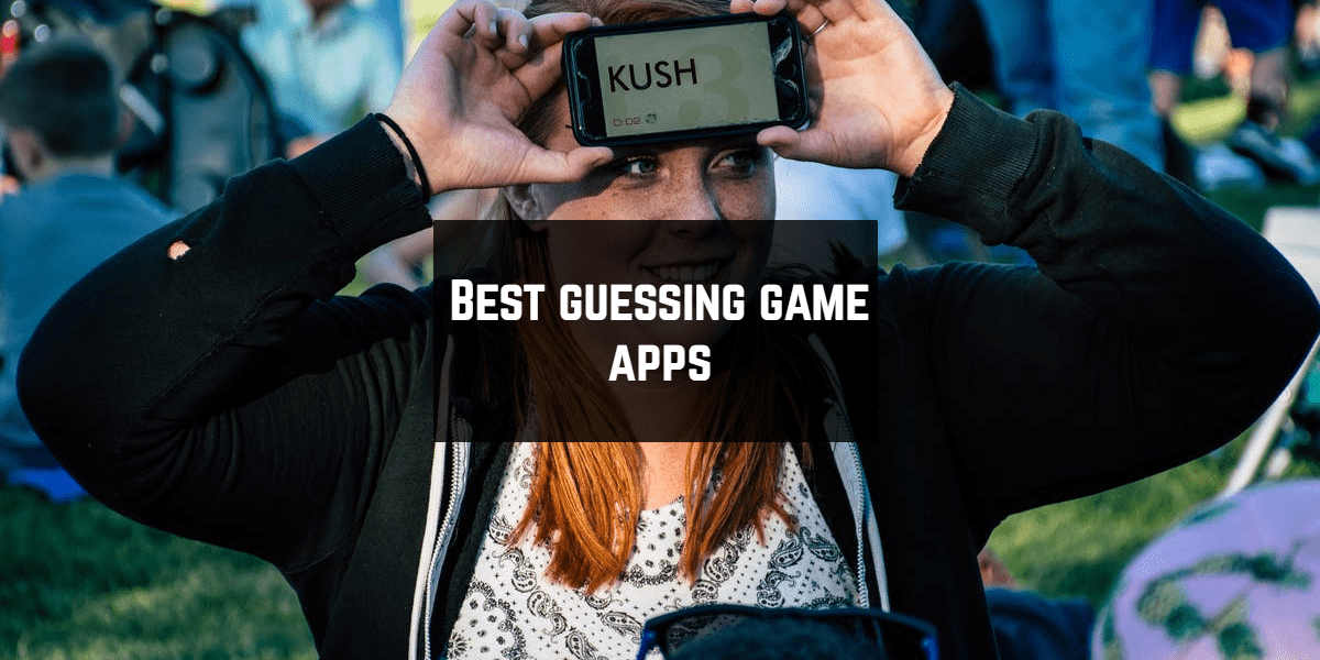 guessing game apps