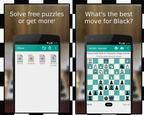 iChess screenshot