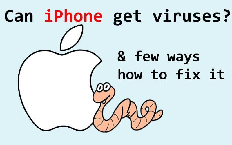 iPhone viruses