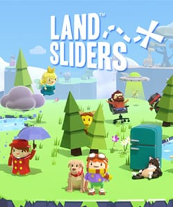 land sliders icon
