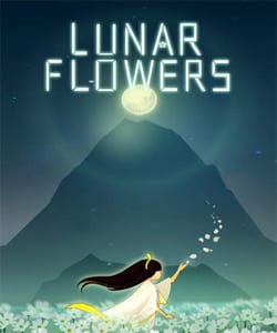lunar flowers icon