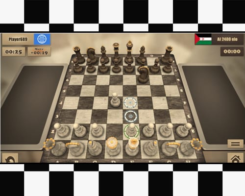 real chess screenshot