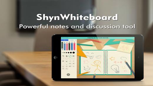 Sync Whiteboard